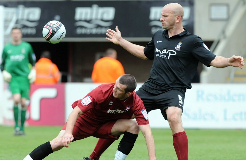 Former Bradford City skipper Guy Branston is one of those who have been told to find another club