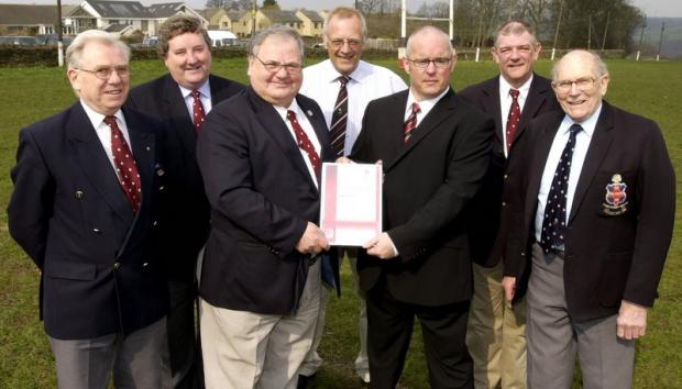 Keith Dyas, third from left, says Yorkshire Under-20s gave a higher-quality performance