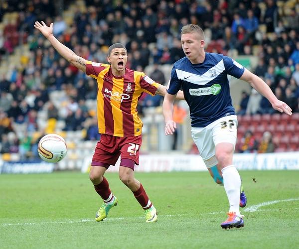Nahki Wells is concentrating on coming back 'bigger and stronger' for City next season