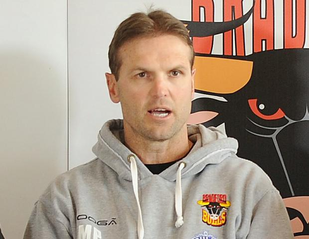 Mick Potter, his coaching staff and 17 players will all be out of contract at the end of the season