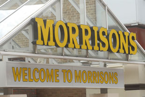 Trailing the market costs Morrisons