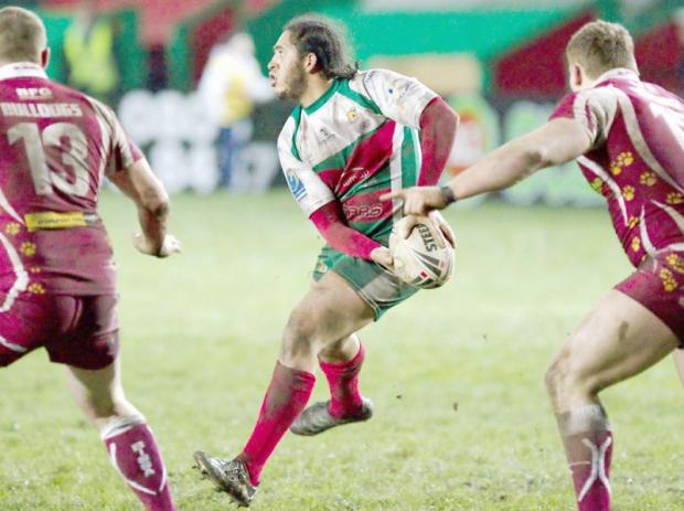 Jy-Mel Coleman scored for Keighley Cougars as they overturned an 18-0 deficit at York City Knights