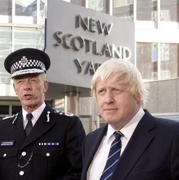 London Mayor Boris Johnson and Met Commissioner Bernard Hogan-Howe will review measures introduced to eradicate racism within the Met Police