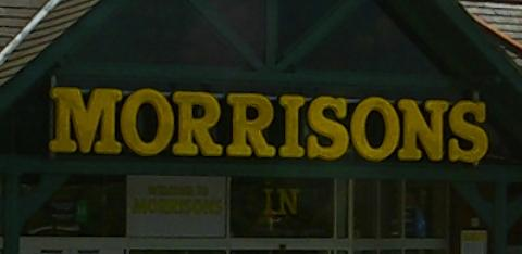 Morrisons suffers 2.5 per cent drop in Christmas sales