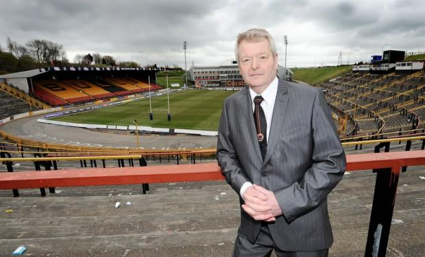 Peter Hood has denied claims made by newly-appointed Bulls director Stephen Coulby