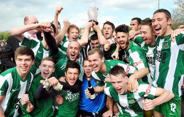 GOOD ENOUGH: Bob Blackburn says Avenue's promotion heroes can make the step up