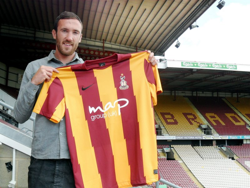 Phil Parkinson hopes signing the likes of Rory McArdle shows City's intent for next season