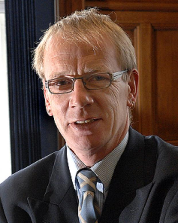 Bradford Council's leader David Green