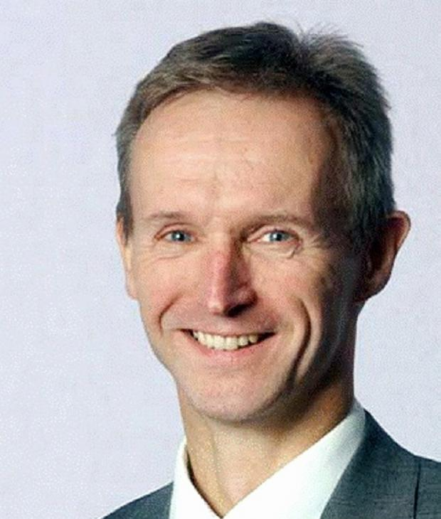 Damian Riley, medical director for NHS Airedale, Bradford and Leeds
