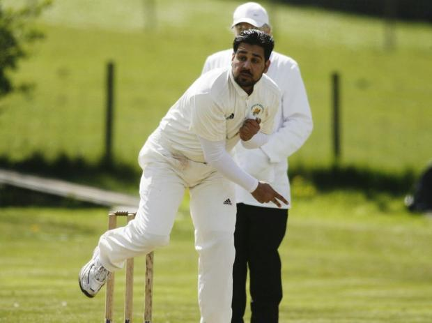 Mohammed Zahid took six wickets to help dismiss Oakworth cheaply
