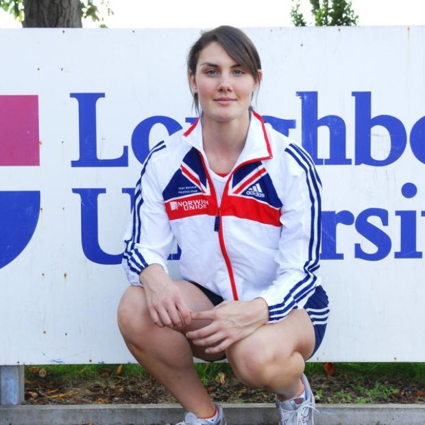 Sarah Holt's hopes of qualifying for the Olympic Games look over