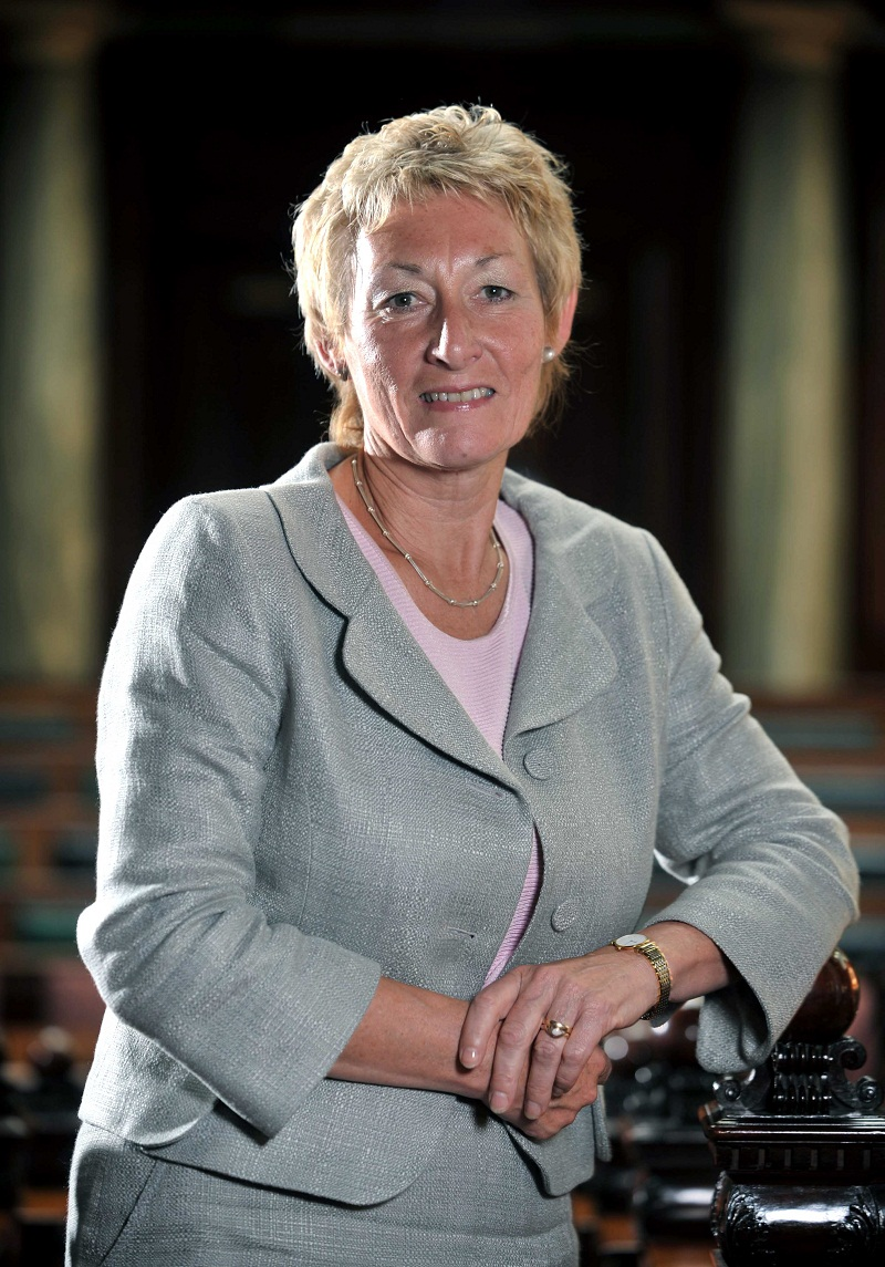 Report: Kath Tunstall, strategic director of children's services at Bradford Council