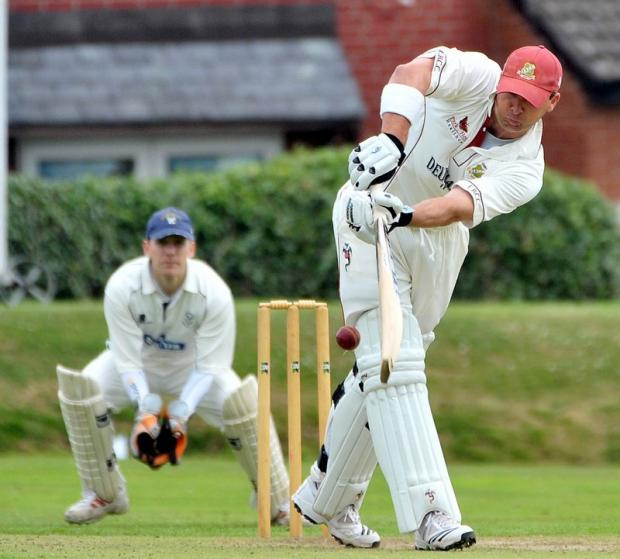 Gavin Hamilton is facing his former county, Yorkshire, on Sunday to mark his long service at East Bierley