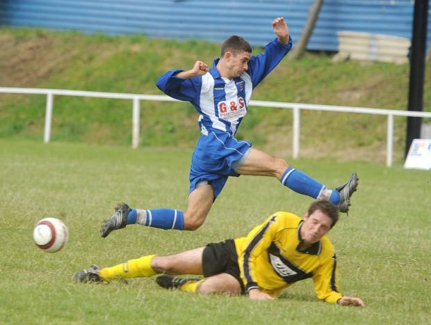 Eccleshill United will once again cross swords with Glasshoughton Welfare - this time in the FA Cup