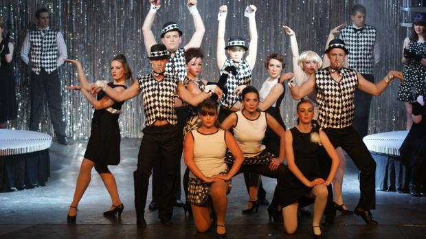 Yeadon Amateur Operatic and Dramatic Society's production of Sweet Charity