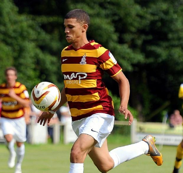 Nahki Wells cannot wait for the Capital One Cup clash against Notts County in 11 days