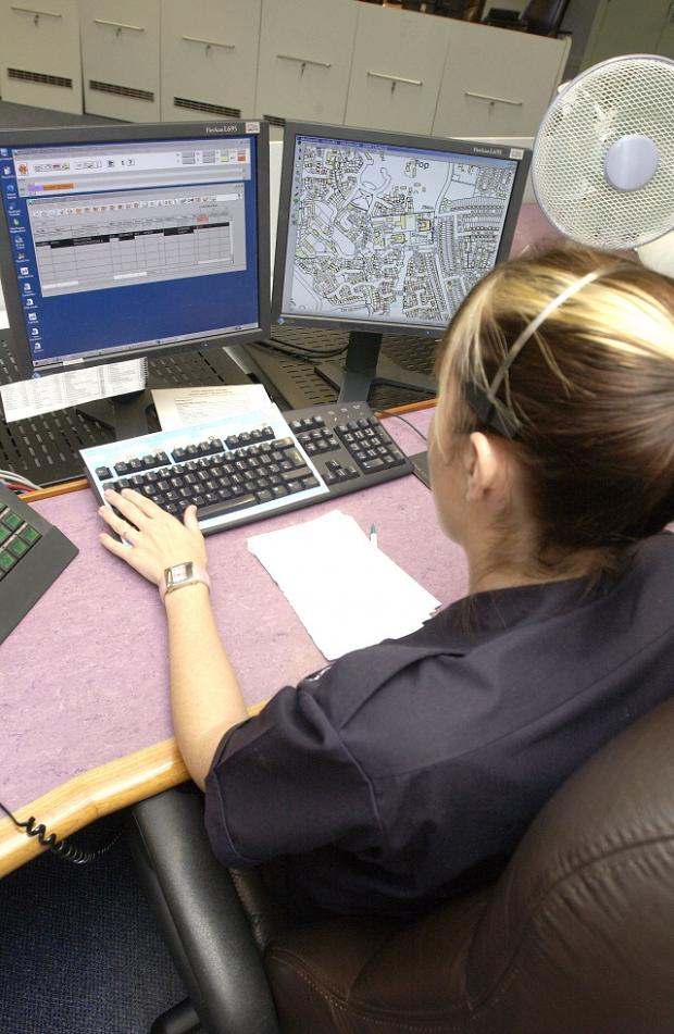 Emergency services call-handlers say hoax calls are commonplace, especially during the school holidays