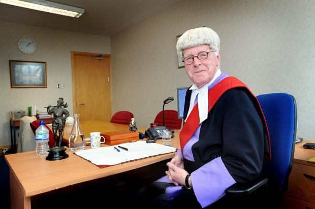 New Bradford judge David Hatton