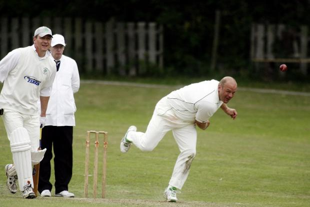 John Metcalfe will be leading Embsay's bowling attack
