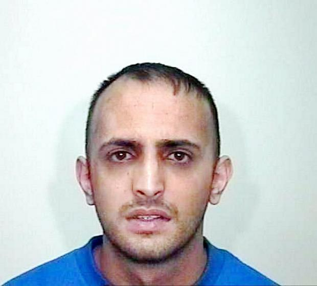 Wajid Hussain, who has been jailed for seven years