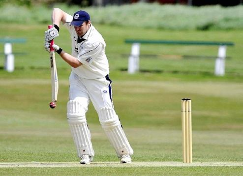 CAPTAIN'S KNOCK: Farsley chief Ian Philliskirk led his side to victory with 91 at Lightcliffe