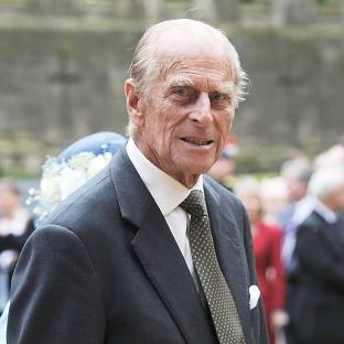 The Duke of Edinburgh was taken to Aberdeen Royal Infirmary on Wednesday