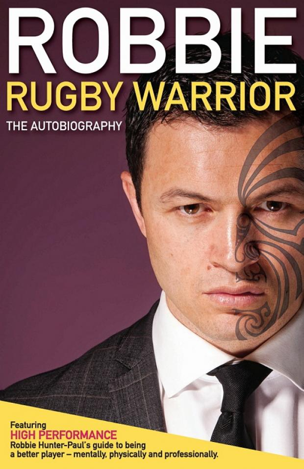 Robbie: Rugby Warrior – The Autobiography