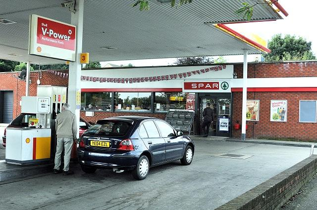 Machete Attack At Chellow Heights Service Station On