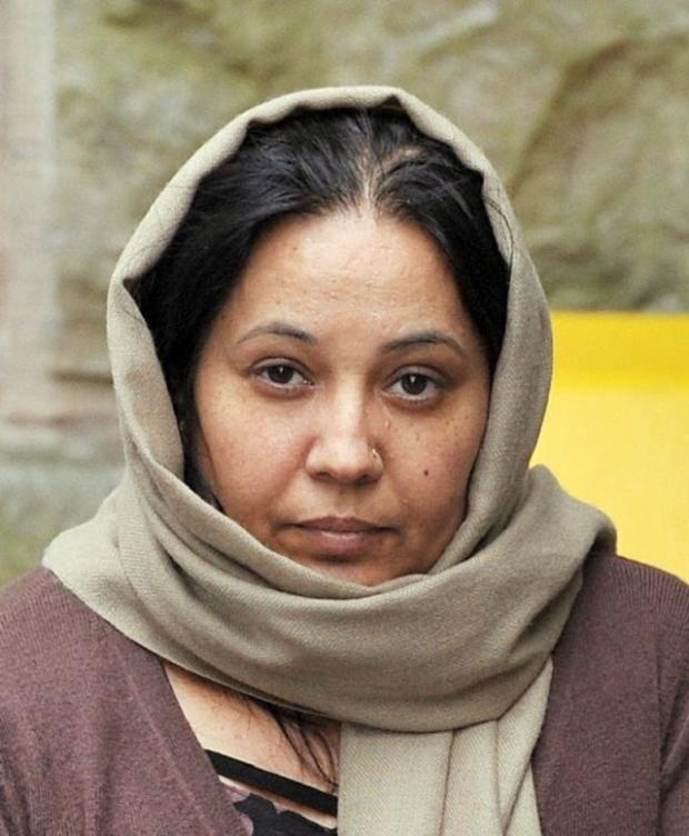 Farzana Ahmed was found guilty of murder and was sentenced to a minimum of 25 years in jail