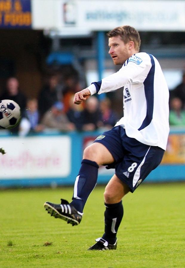 Danny Boshell could return for Guiseley this weekend