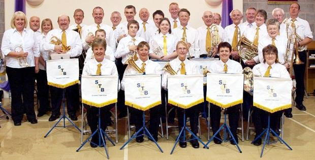 Silsden band uniforms to be revealed