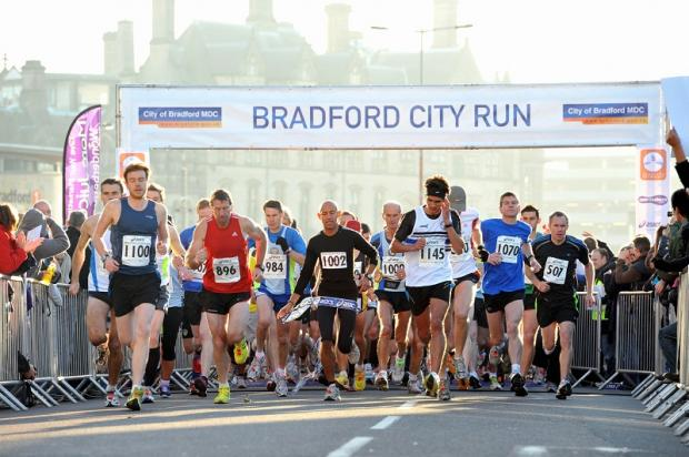Last year's Bradford City Run