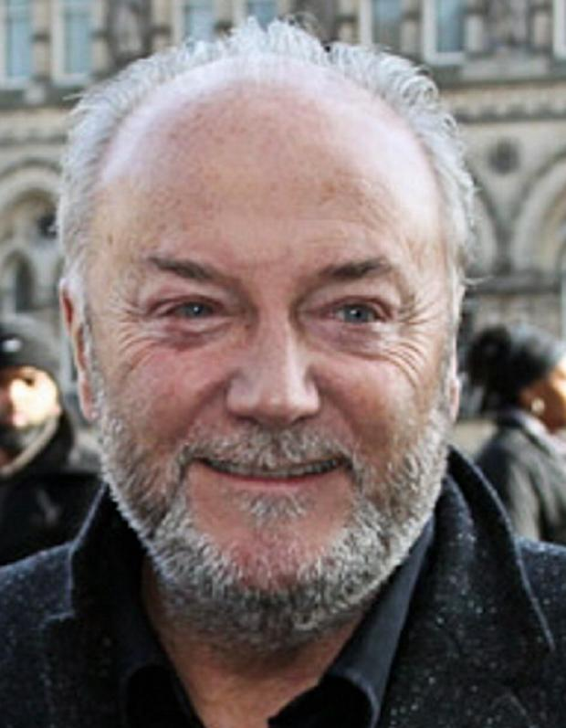 Bradford West MP George Galloway