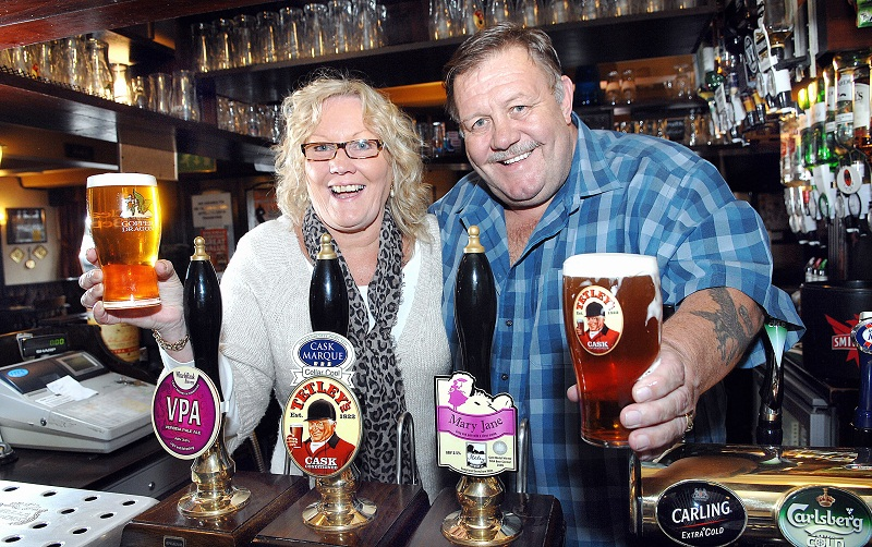 Pubs from Bradford district listed in CAMRA Good Beer Guide
