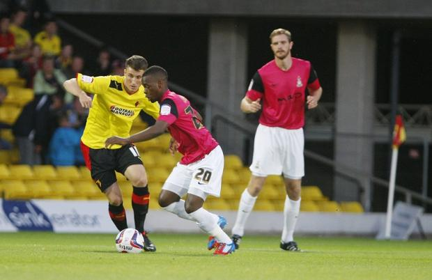 City have enjoyed excellent cup wins away from home this season, including at Championship side Watford, and Phil Parkinson sees no reason why it should be any different in the league