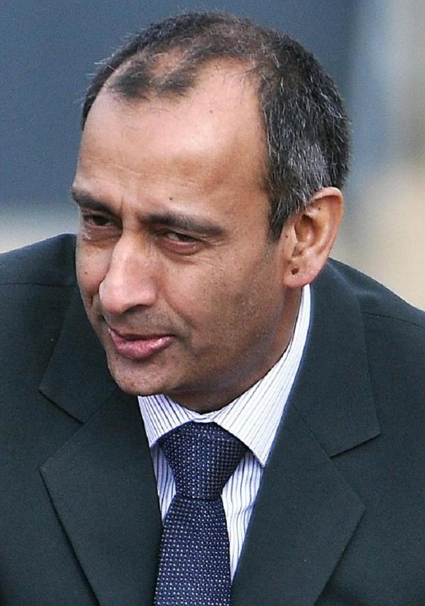 RESPECT: Council for Mosques chief executive Mohammed Saleem Khan