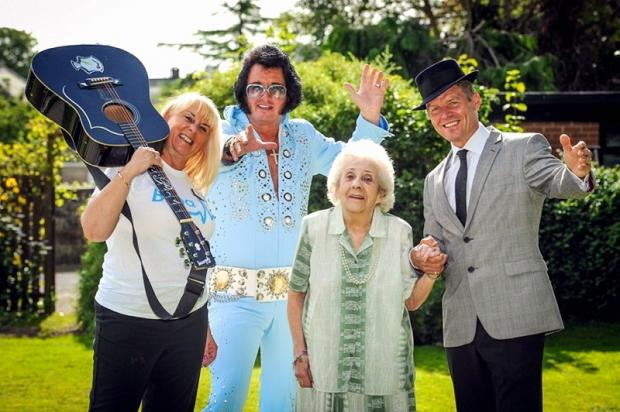 Care homes set for musical moments