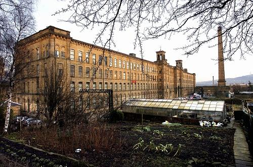 HISTORIC: Salts Mill, Saltaire