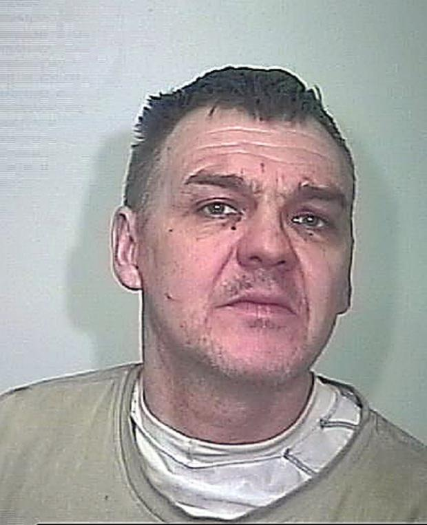 Andrew Brown, who was jailed for three years and eight months