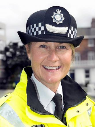 Chief Supt Angela Williams