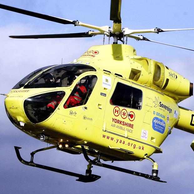 The Yorkshire Air Ambulance