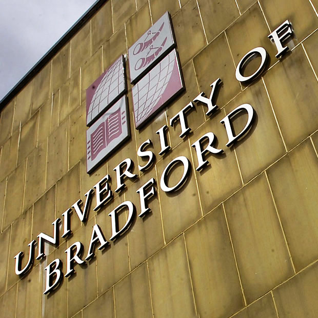 Protests on animal testing at University of Bradford