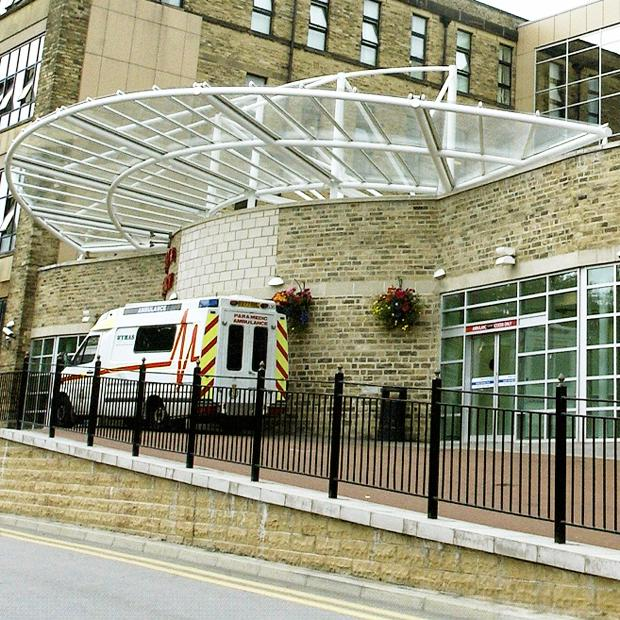 Bradford Telegraph and Argus: Bradford Royal Infirmary