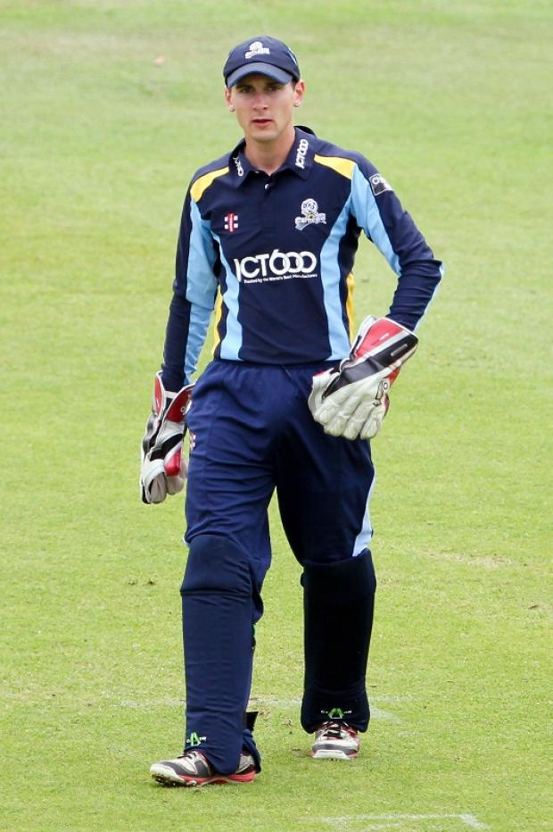 Dan Hodgson has enjoyed a meteoric rise for Yorkshire