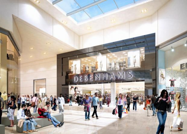 Westfield reported to have sold Broadway shopping development