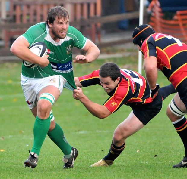 Alastair Allen was the catalyst as Wharfedale hit back to draw