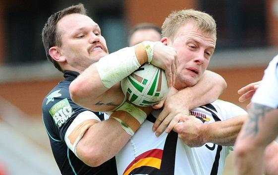 Craig Kopczak is likely to be the third prop heading out of the Odsal exit door since the end of the Super League campaign