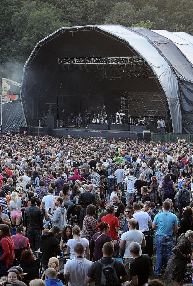 Bingley Music Live attracted 27,000 people this year