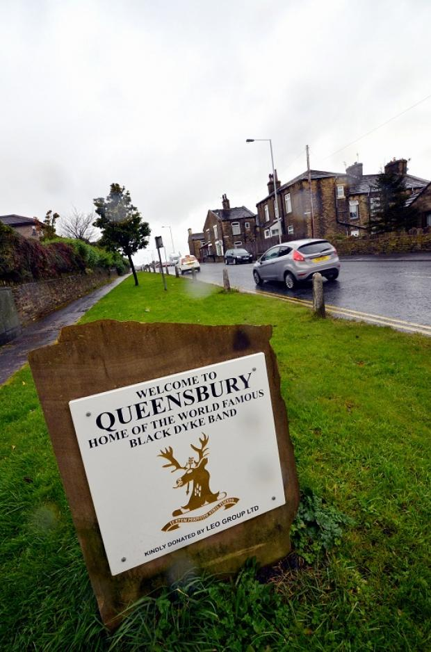 Bradford Telegraph and Argus: Queensbury would become part of the Halifax constituency in the planned shake-up