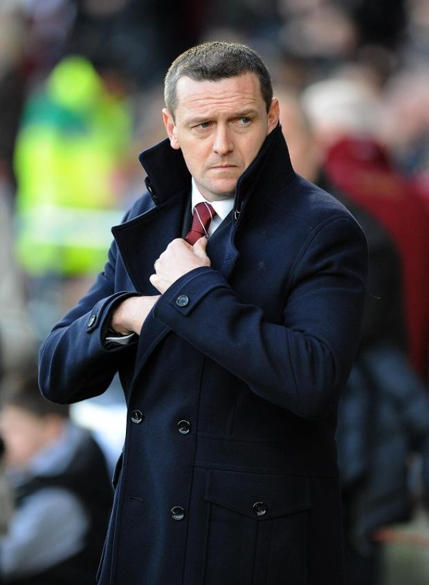 Northampton boss Aidy Boothroyd was a boyhood City fan